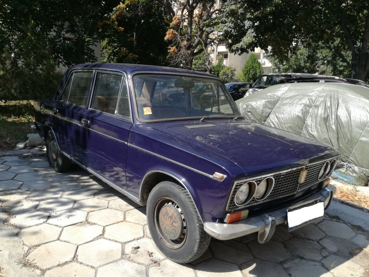 1975 VAZ 2103 LADA 1500 For Sale (picture 2 of 6)