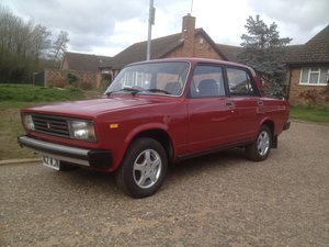 Lada Riva 1.5 saloon last of the last