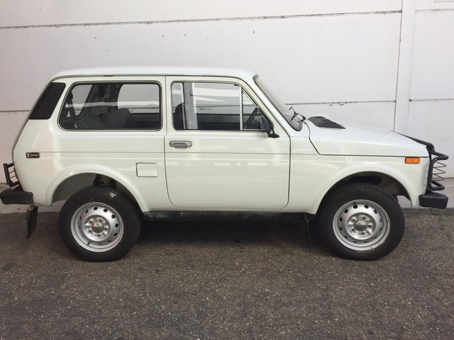 1989 LADA NIVA- 1 OWNER- 39K MILES SOLD (picture 1 of 5)