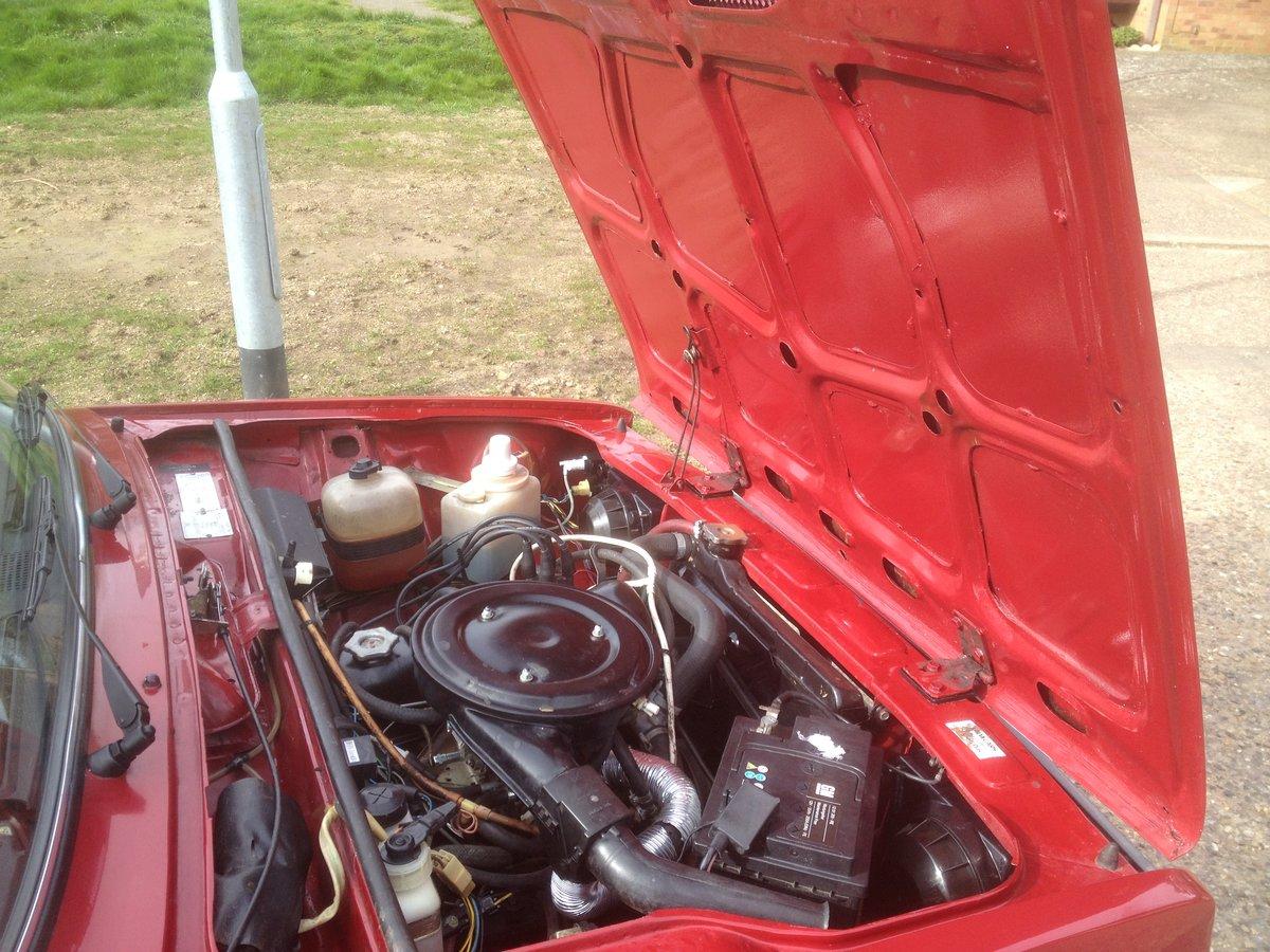 1997 Lada Riva 1.5 E  P reg  For Sale (picture 5 of 6)