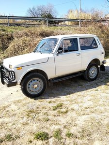 Lada Niva- rust free and good condition- 1 owner