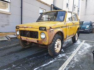 Picture of 1979 Lada Niva lhd project