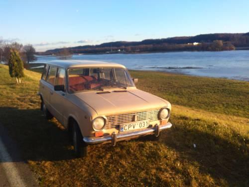 1984 VAZ 2102 LADA 1200 estate kombi Wagon rare For Sale (picture 1 of 6)