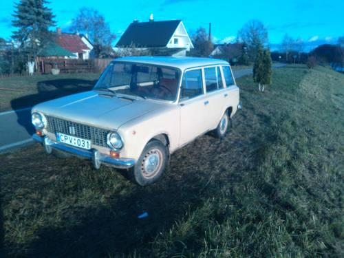 1984 VAZ 2102 LADA 1200 estate kombi Wagon rare For Sale (picture 2 of 6)