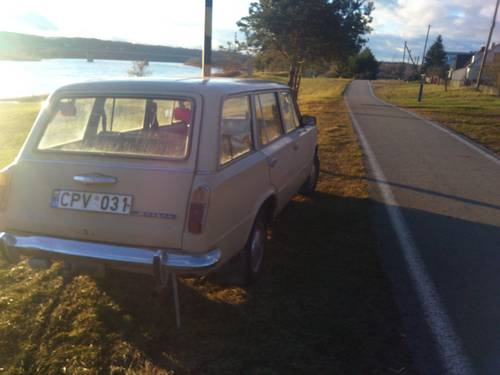 1984 VAZ 2102 LADA 1200 estate kombi Wagon rare For Sale (picture 3 of 6)