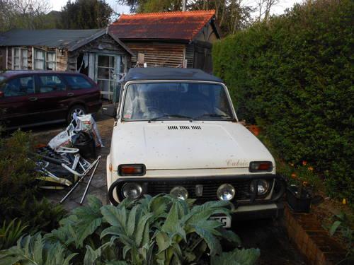 1987 lada niva convertable For Sale (picture 1 of 1)