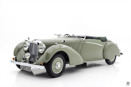 1939 Lagonda LG6 Rapide For Sale (picture 1 of 6)