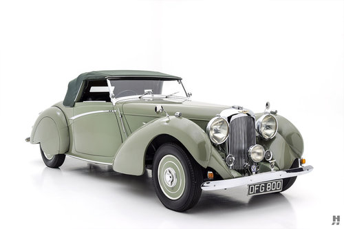 1939 Lagonda LG6 Rapide For Sale (picture 2 of 6)