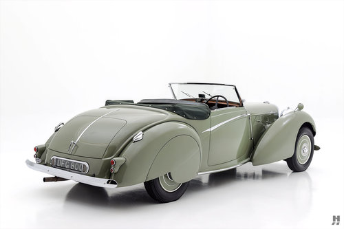 1939 Lagonda LG6 Rapide For Sale (picture 3 of 6)