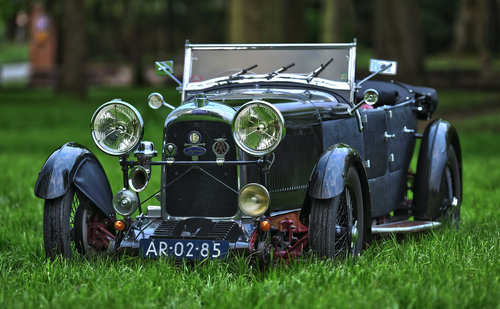 1931 Lagonda 2 Litre T2 Low Chassis Tourer For Sale (picture 1 of 6)
