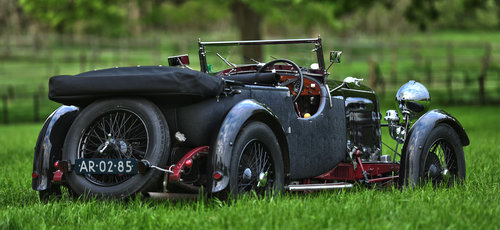 1931 Lagonda 2 Litre T2 Low Chassis Tourer For Sale (picture 2 of 6)