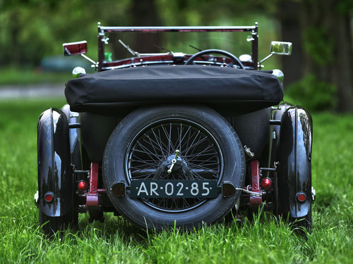 1931 Lagonda 2 Litre T2 Low Chassis Tourer For Sale (picture 3 of 6)