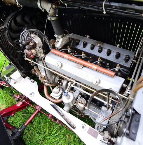 1931 Lagonda 2 Litre T2 Low Chassis Tourer For Sale (picture 6 of 6)