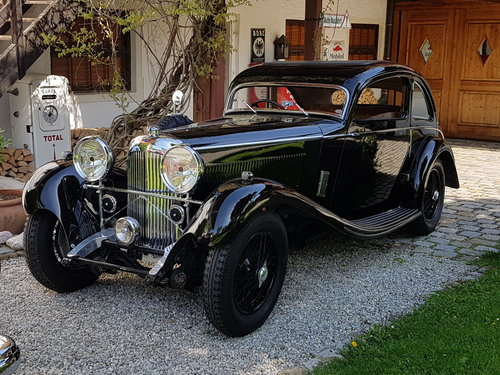 1934 Lagonda M45 Coupé One-Off by Brainsby Woollard For Sale (picture 6 of 6)