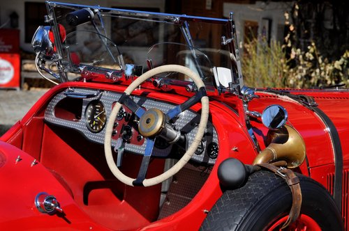 1936 Lagonda LG 45 S3 Le Mans Style For Sale (picture 2 of 6)