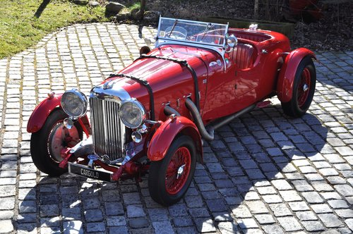 1936 Lagonda LG 45 S3 Le Mans Style For Sale (picture 1 of 6)
