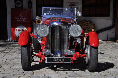 1936 Lagonda LG 45 S3 Le Mans Style For Sale (picture 3 of 6)