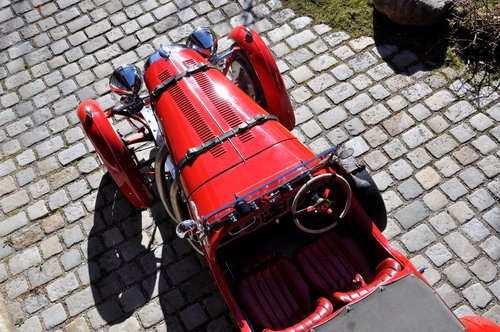 1936 Lagonda LG 45 S3 Le Mans Style For Sale (picture 6 of 6)