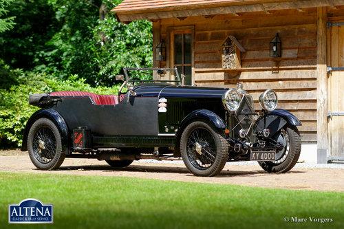 Lagonda 3 ½ Litre T-Type Tourer,1933 For Sale (picture 1 of 6)