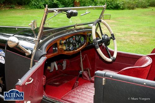 Lagonda 3 ½ Litre T-Type Tourer,1933 For Sale (picture 2 of 6)