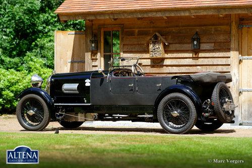 Lagonda 3 ½ Litre T-Type Tourer,1933 For Sale (picture 3 of 6)