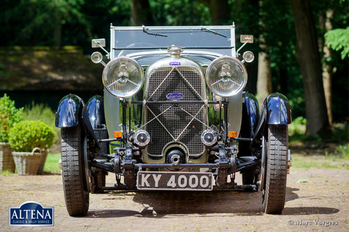 Lagonda 3 ½ Litre T-Type Tourer,1933 For Sale (picture 4 of 6)