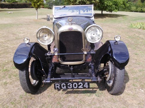 1927 Lagonda Speed Model high chassis sports Tourer  SOLD (picture 2 of 6)