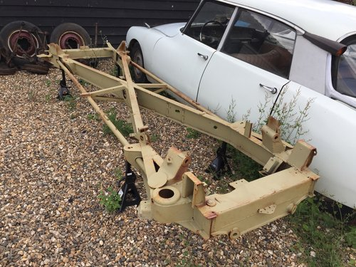 1953 Lagonda Sports Chassis  For Sale (picture 1 of 6)