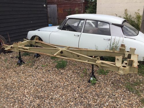 1953 Lagonda Sports Chassis  For Sale (picture 2 of 6)