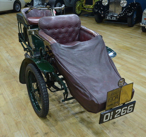 1904 Lagonda Tricar For Sale (picture 1 of 6)
