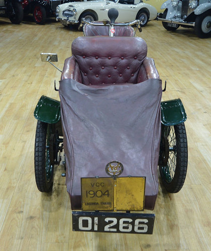 1904 Lagonda Tricar For Sale (picture 2 of 6)