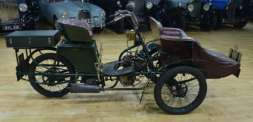 1904 Lagonda Tricar For Sale (picture 3 of 6)