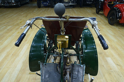 1904 Lagonda Tricar For Sale (picture 6 of 6)