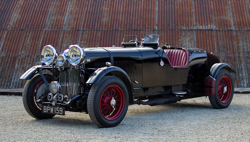 1934 M45 Team Car by Fox & Nicholl For Sale (picture 1 of 6)