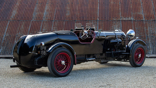 1934 M45 Team Car by Fox & Nicholl For Sale (picture 2 of 6)