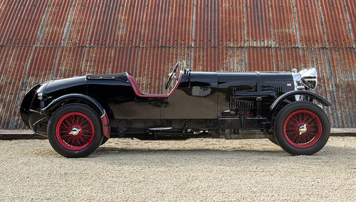 1934 M45 Team Car by Fox & Nicholl For Sale (picture 3 of 6)