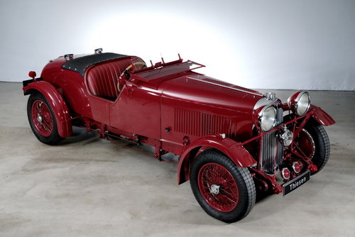 1935 Lagonda M45 Team Car Specifikation For Sale (picture 2 of 6)