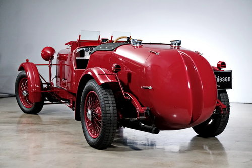 1935 Lagonda M45 Team Car Specifikation For Sale (picture 3 of 6)