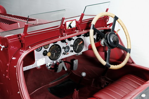 1935 Lagonda M45 Team Car Specifikation For Sale (picture 5 of 6)