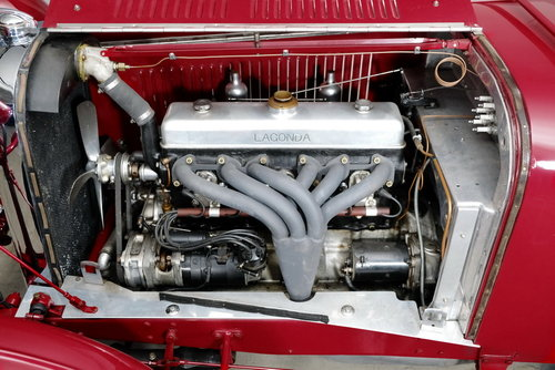 1935 Lagonda M45 Team Car Specifikation For Sale (picture 6 of 6)