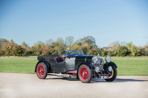 1930 Lagonda 2-Litre Low Chassis Speed Model Tourer Supercharged SOLD (picture 1 of 6)
