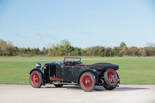 1930 Lagonda 2-Litre Low Chassis Speed Model Tourer Supercharged SOLD (picture 3 of 6)
