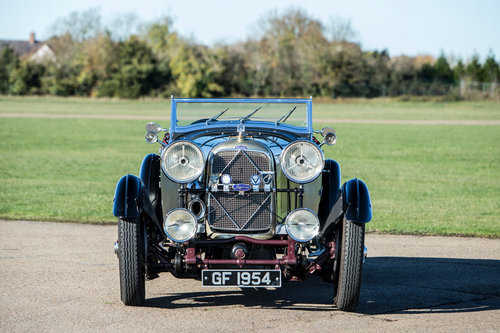 1930 Lagonda 2-Litre Low Chassis Speed Model Tourer Supercharged SOLD (picture 6 of 6)