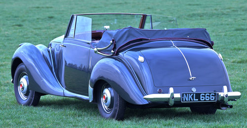 1951 Lagonda 2.6-Litre Drophead Coupé For Sale (picture 3 of 6)