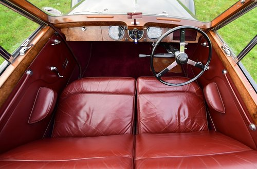 1951 Lagonda 2.6-Litre Drophead Coupé For Sale (picture 6 of 6)