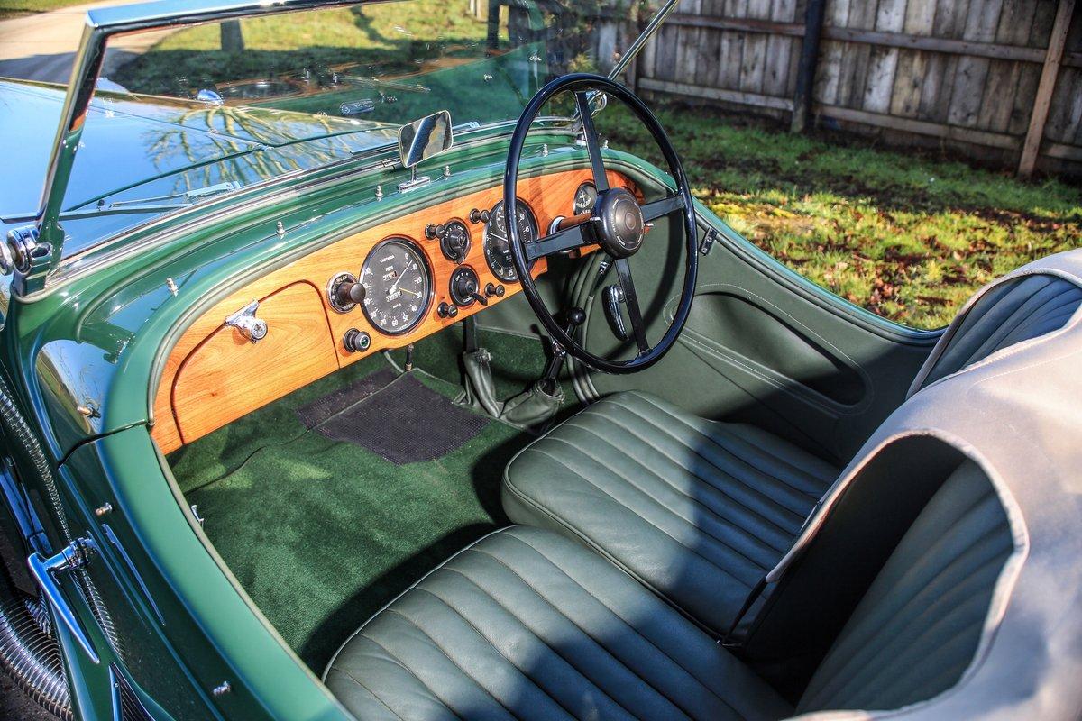 1937 Lagonda LG45 Rapide For Sale (picture 4 of 6)