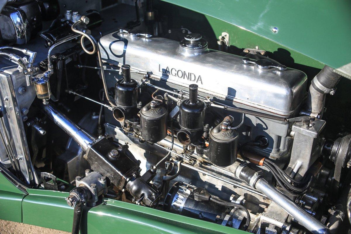 1937 Lagonda LG45 Rapide For Sale (picture 5 of 6)