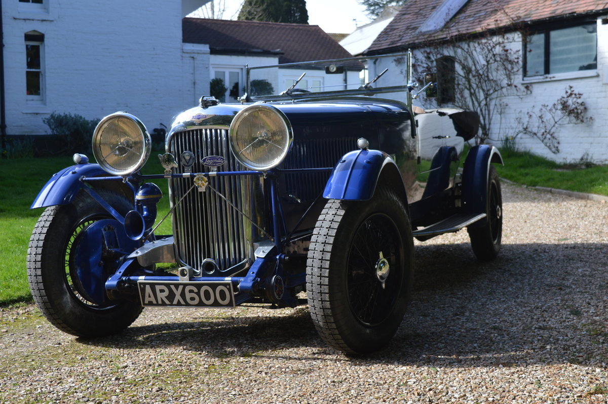 1937 Lagonda LG45 T type Tourer For Sale (picture 2 of 6)
