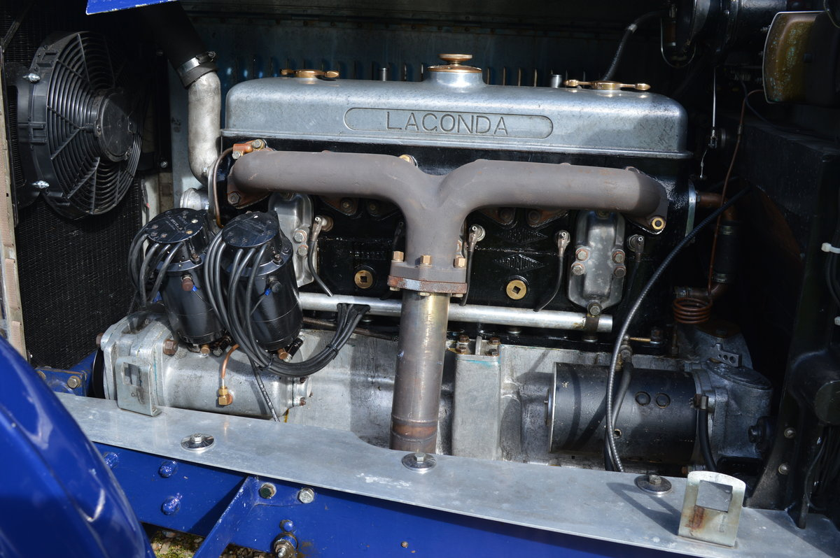 1937 Lagonda LG45 T type Tourer For Sale (picture 4 of 6)