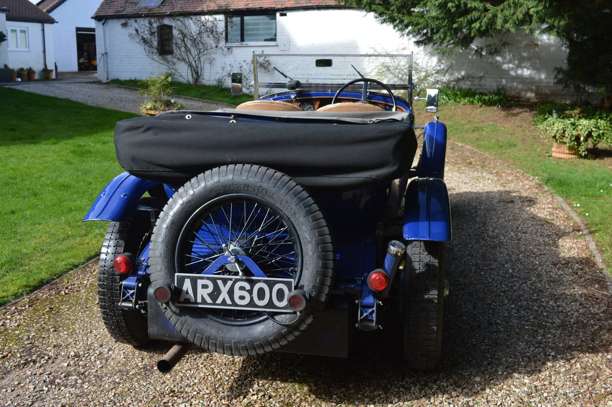 1937 Lagonda LG45 T type Tourer For Sale (picture 5 of 6)